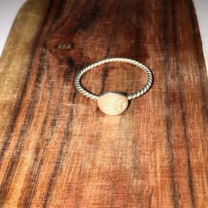 Jewelry - a ring